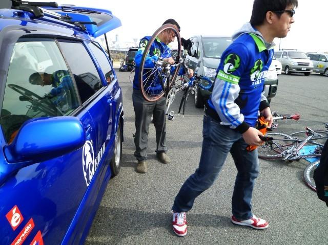 自転車の 実業団 自転車 クラス : ... の自転車記録Ⅱ:So-netブログ